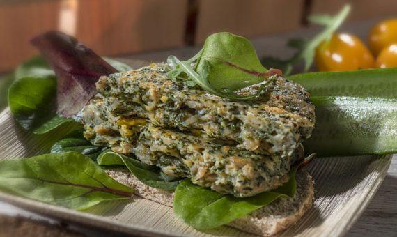 Productos vegetales saludables